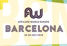 Affiliate world Barcelone July 2018