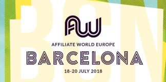 Affiliate world Barcelone July 2018